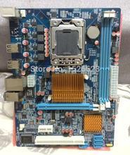 100% new desktop motherboard X58 DDR3 LGA 1366 I3 I5 I7 boards mainboard free shipping