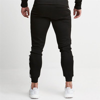 Mens-Gym-Sweatpants-Jogger-With-Side-Logo-1