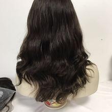 Tsingtaowigs высокое качество индивидуальный заказ небольшой слой стиль 1 Кошерные Парики, еврейский парик