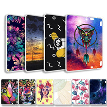 Soft TPU Case For Amazon Kindle Fire HDX 7 Case Silicone Tablet Bag Back Cover For Amazon Kindle Fire HDX7 7.0