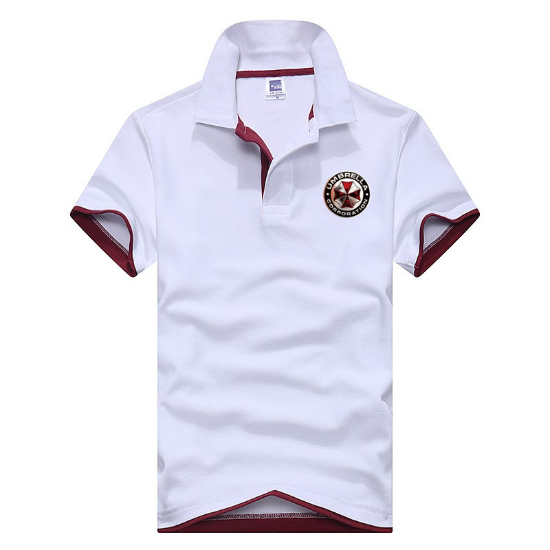 Brand New Men's   Polo   Shirt Men Cotton Short Sleeve Shirt Sportspolo Jerseys Golftennis Plus Size M - 3XL Camisa   Polos   Homme