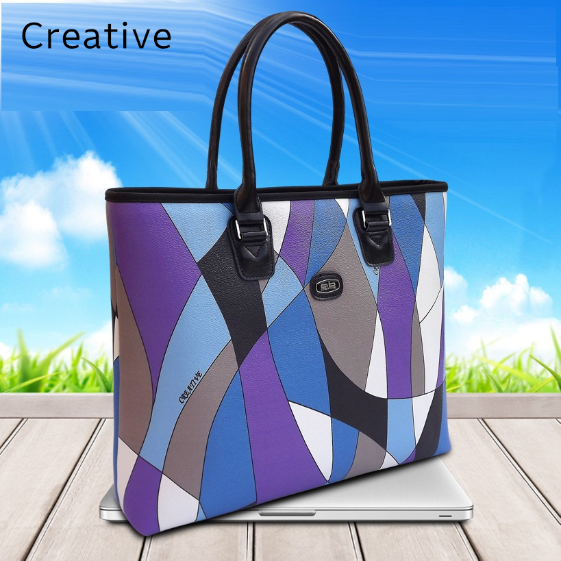 Hot Handbag For Laptop 14, For Macbook Air Pro 13.3, 13,14.1 Lady Notebook Bag,Women Messenger Purse,Free Drop Ship 0142S214 hot ladies handbag for laptop 14 for macbook air pro retina 13 3 13 14 1 notebook lady bag women purse free drop ship146s1
