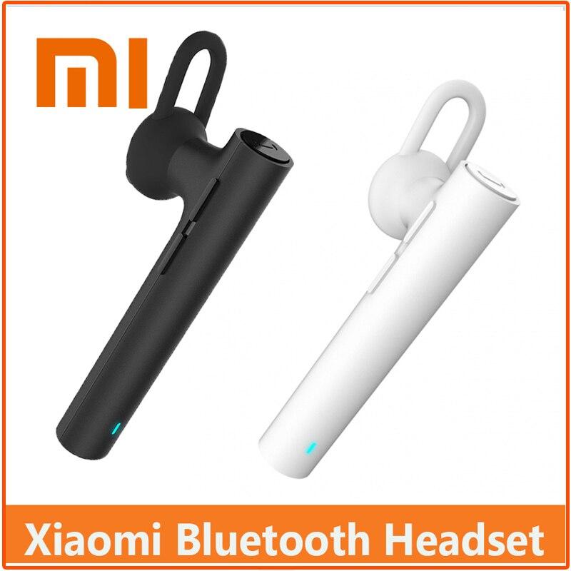Original Xiaomi Bluetooth Wireless Earphone Youth Edition Headset Bluetooth 4.1 Mi Bluetooth Headphones Build-in Mic Handfree