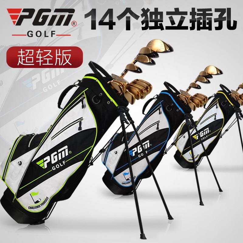 Production Can Be Customized PGM New Golf Bag Men And Women Stent Gun Bag Ultra-light Women Handbag Version A4743