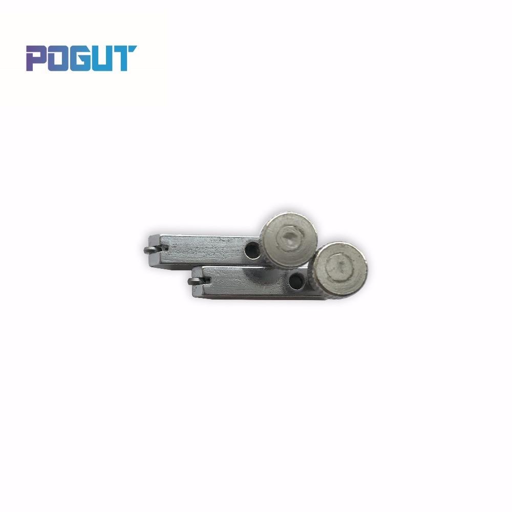 Купить с кэшбэком 2pcs/lot POGUT High Quality Replacement Cutter Head for All Kinds Glass Speed T Cutter Kstar KD Terui