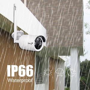 Image 4 - Zjuxin 1080P WIFI 옥외 사진기 당신의 가정 안전을위한 1920*1080 무선 IP 사진기 iCSee P2P 3.6mm 렌즈