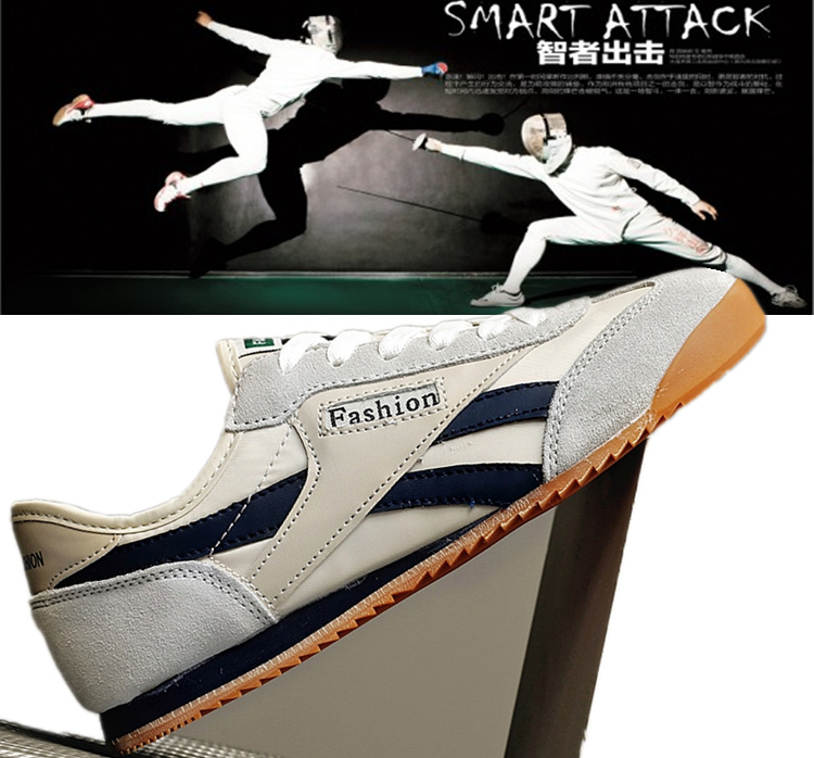 Genuine Leather  Fencing Shoes  Adult Fencing Shoes