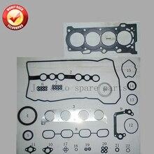 1 1zzfe Motor juego de juntas Completo kit para Toyota Altis/Matrix/Corolla/AVENSIS/Rav4 II III/MR2 1.8L 1974cc