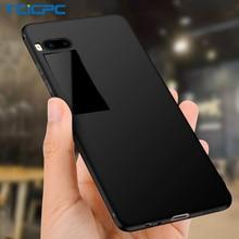 TCICPC Meizu Pro 7 Kılıf Kapak Meizu Için Pro 7 Artı Kılıf Silikon Ultra Ince TPU Koruyucu Telefon Kılıfı Için meizu Pro7 Artı