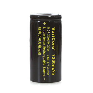Image 3 - VariCore 3.7V 32650 7200mAh Li ion Rechargeable Battery 20A 25A Continuous Discharge Maximum 32A High power battery