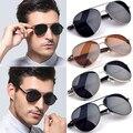 2016 hombres gafas de Sol Polarizadas Deportes Al Aire Libre Gafas de Espejo de Conducción Gafas 8NGK