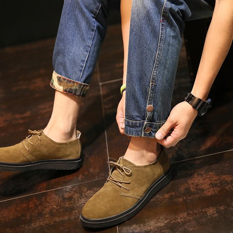 Denyblood Jeans Mens Distressed Jeans Ripped Camouflage Patchwork Pocket Harem Pants for Men Cross-pants Darked Wash Jeans 5151