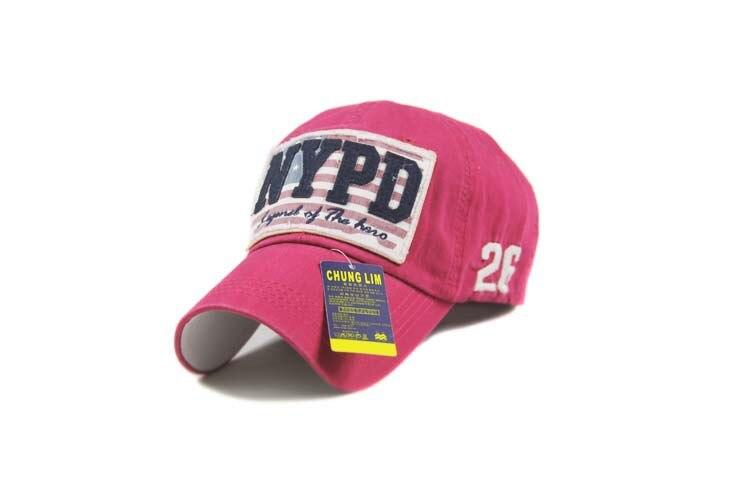 nypd baseball hat cap uk caps high quality cotton men women worn style fashion sports hatzolah