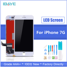 цены на Replacement highscreen For iPhone 7 LCD Display Touch for iphone7 Screen Digitizer Assembly White + Tools   в интернет-магазинах