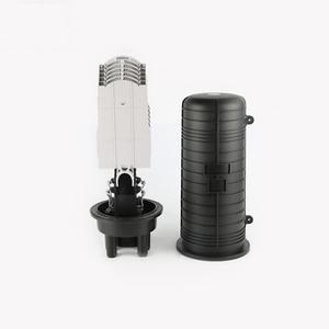 Image 2 - QIALAN quang học Bằng Nhựa sợi hộp phân phối quang splice doanh đóng cửa Dome Sợi Quang Spling Đóng Cửa 5 cổng
