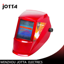 LI battery solar auto darkening/shading electric welding mask/helmet for equipment and plasma cutter/machine