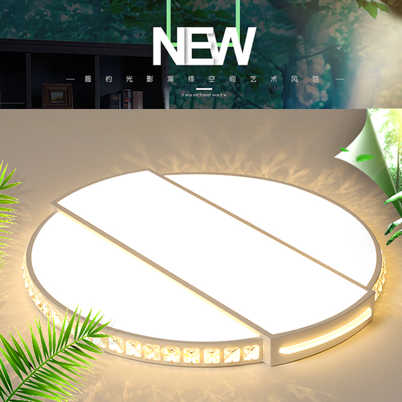 NEW Crystal Modern LED Ceiling lights for Living room Bedroom Home Indoor Decoration led Ceiling lamp Lighting Light Fixtures luxury crystal led ceiling lights restaurant aisle living room balcony lamp modern lighting for home decoration adjustable light