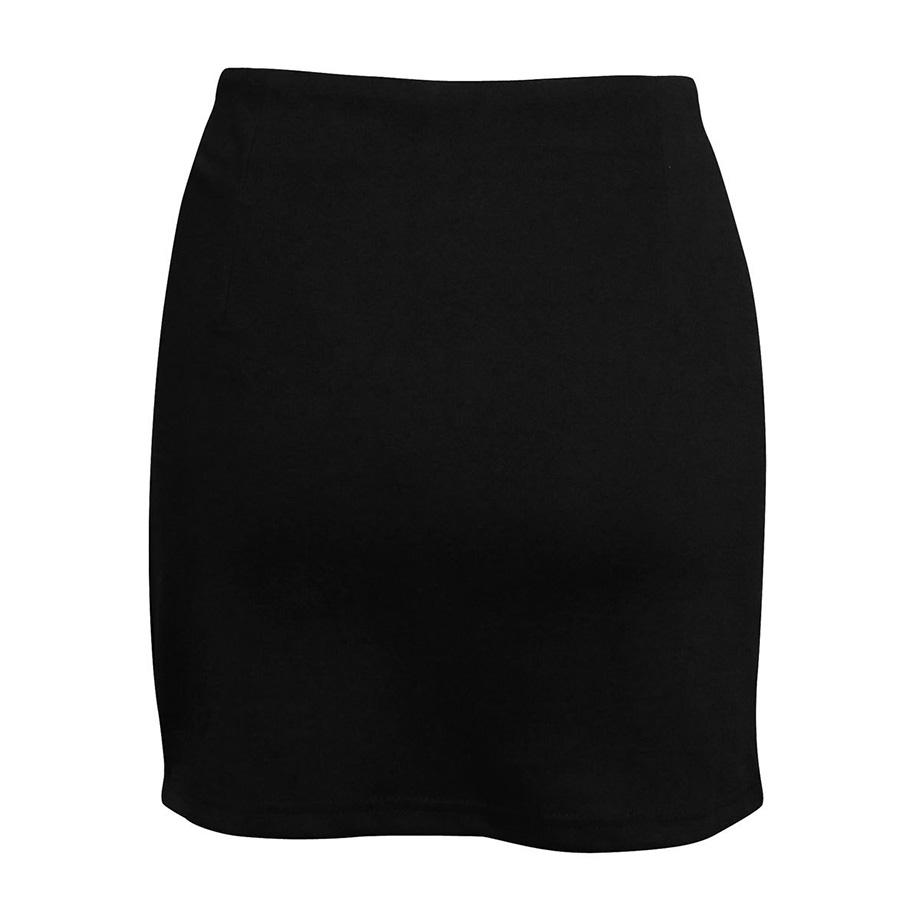HTB1yl4EQpXXXXcIXFXXq6xXFXXXI - FREE SHIPPING Bandage Mini Skirt Black JKP231