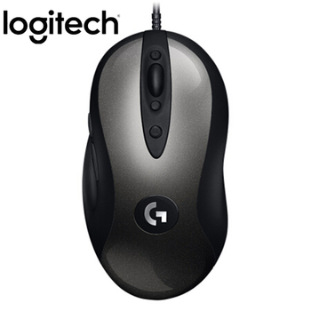Original Logitech MX518 LEGENDARY Classic Gaming Mouse 16000DPI Programming Mouse Upgraded From MX500/510 For CSGO LOL OW PUGB 2
