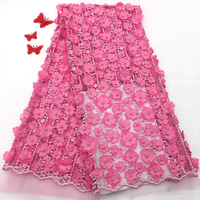 African Dry Lace Fabrics High Quality Cotton Dry Swiss Voile Lace In Switzerland Lace Ribbon African Dresses For Women R110