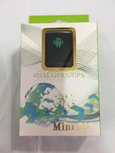 Mini A8 2016 Más Reciente GPRS Kids Pet Localizador Del Perseguidor Del Coche En Tiempo Real GSM/GPRS/LBS de Seguimiento adaptador de Corriente alta Calidad