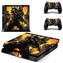 New Game PS4 Skin Sticker Decal For PlayStation 4 Console and 2 Controllers PS4 Skin Vinyl Stickers