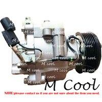 QS90 авто AC компрессор для Mitsubishi Lancer Outlander XL 2,0 AKS200A407C 7813A418 AKS200A402C AKS200A411G 7813A215 7813A212