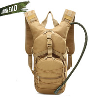 Tactical 2.5L Bike Camel Water Bag Camel Backpack Hydration Military Pouch Rucksack Camping Camelback Hunting Water Pack