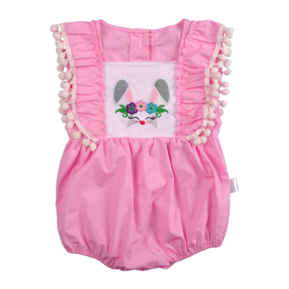 Wholesale Price Summer Conice NINI Easter baby clothes Pink