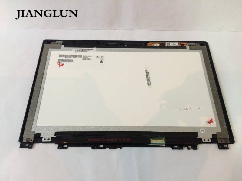 JIANGLUN Laptop LCD Touch Screen Assembly  For Lenovo IdeaPad U430 B140HTN01.2 11 6 for lenovo ideapad yoga2 11 assembly touch lcd screen lp116wh6 spa1 sp a1 lcd assembly screen