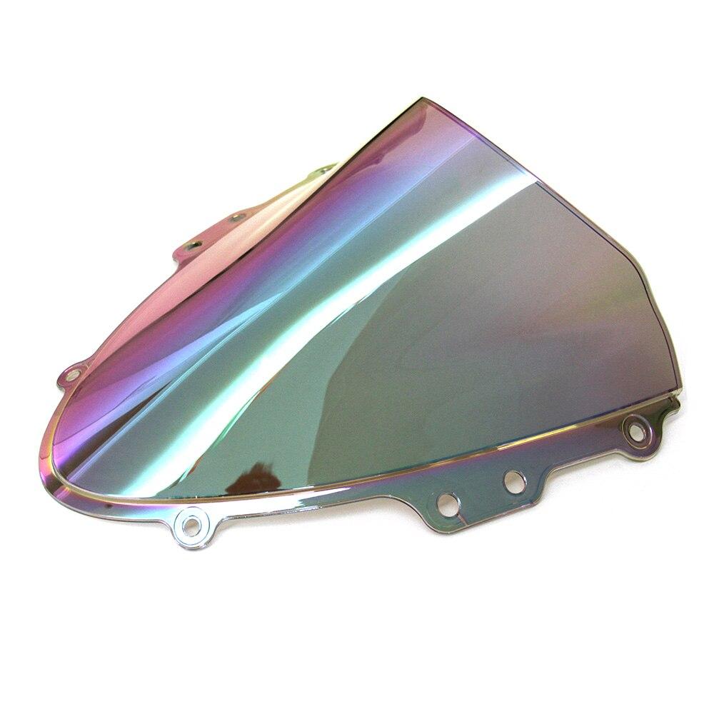 Motorcycle Part Iridium Windshield / Windscreen For Suzuki GSXR GSX R 600/750 K4 2004 2005