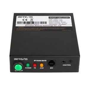 Image 2 - Retevis مضخم طاقة RT91 RF ، جهاز إرسال واستقبال لاسلكي رقمي/تناظري DMR ، 30 40 واط