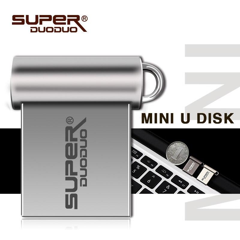 best selling new tiny USB 2.0 pendrive 8gb 16gb pen drive flash memory USB stick super mini usb flash drive 32gb 64gb for car pc super light tiny qx80 80mm mini 4 axle