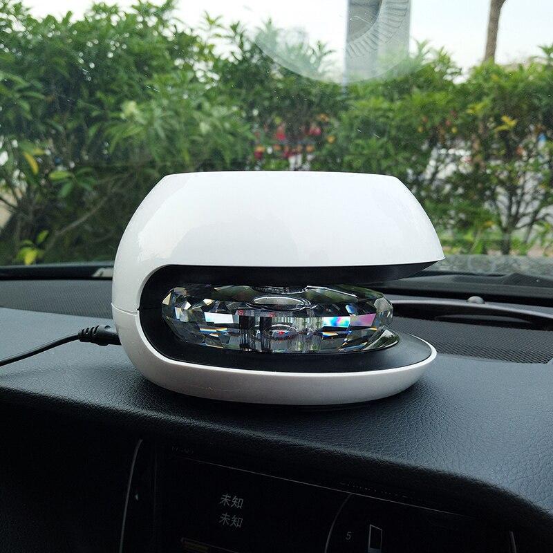 Car Air Purifier Solar Negative Ion Car Purifier Car With Smoke Formaldehyde PM2.5