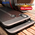 ТПУ силиконовый чехол для Xiaomi Redmi Note 5 Pro 6 7 6A 5A премьер Redmi плюс 4X 4A матовый пояса из натуральной кожи задняя крышка Coque - фото