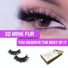 Hot sale! Free shipping 3D008 1 pair/lot Luxury handmade Luxury siberian 3d mink fur strip false eyelashes extension lashes