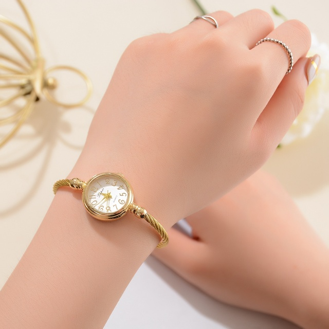 Lvpai Women Bracelet Watch Luxury Ladies Silver Wristwatch Top Brand Stainless Steel Female Clock Quartz Watch Gift Hours