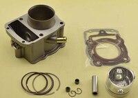 STARPAD Para Loncin CG175 ram cilindro de água de refrigeração do motor jaqueta de 175 conjuntos de água-de refrigeração do cilindro pistão anel de pistão