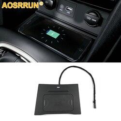Handy QI wireless charging Pad Modul Auto Zubehör Für Hyundai creta 2015 2016 2017