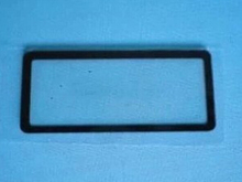 FREE SHIPPING Top Outer LCD Display Window Glass Cover Acrylic TAPE For Canon EOS 5D camera