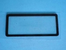 FREE SHIPPING ! Top Outer LCD Display Window Glass Cover (Acrylic)+TAPE For Canon EOS 5D camera