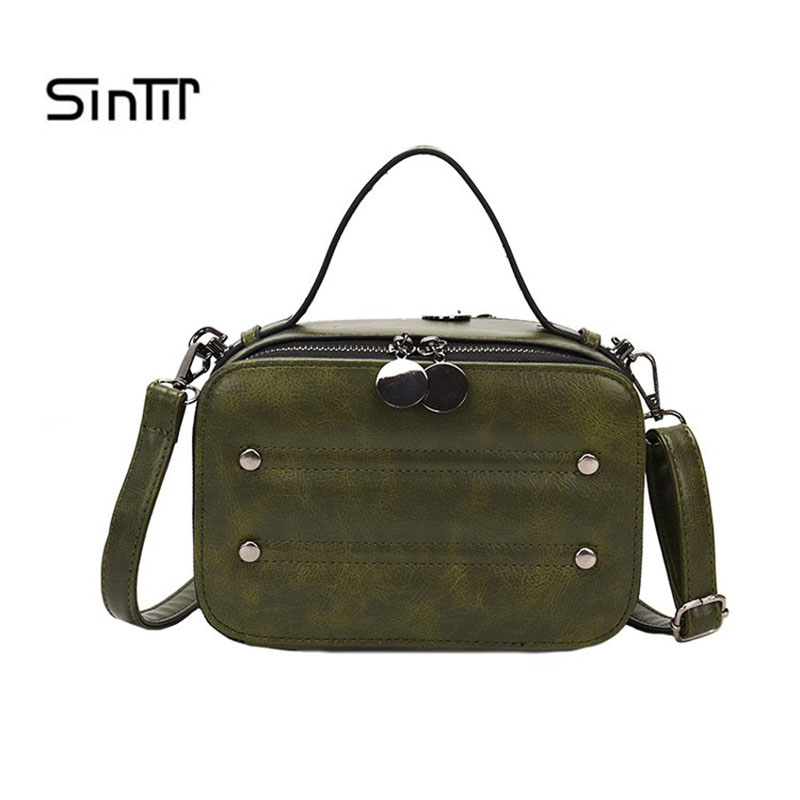 SINTIR Winter Fashion Women Flap Bag High Quality Leather Women Shoulder Bag Crossbody Bags For Women Messenger Bags Handbag Sac high quality crossbody bag fashion women leather handbag crossbody shoulder messenger phone coin bag dropshipping ma25