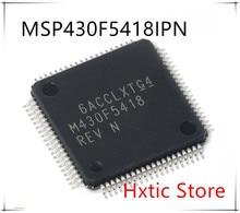 NEW 10PCS LOT M430F5418 MSP430F5418IPN MSP430F5418 M430F5418REV QFP 80