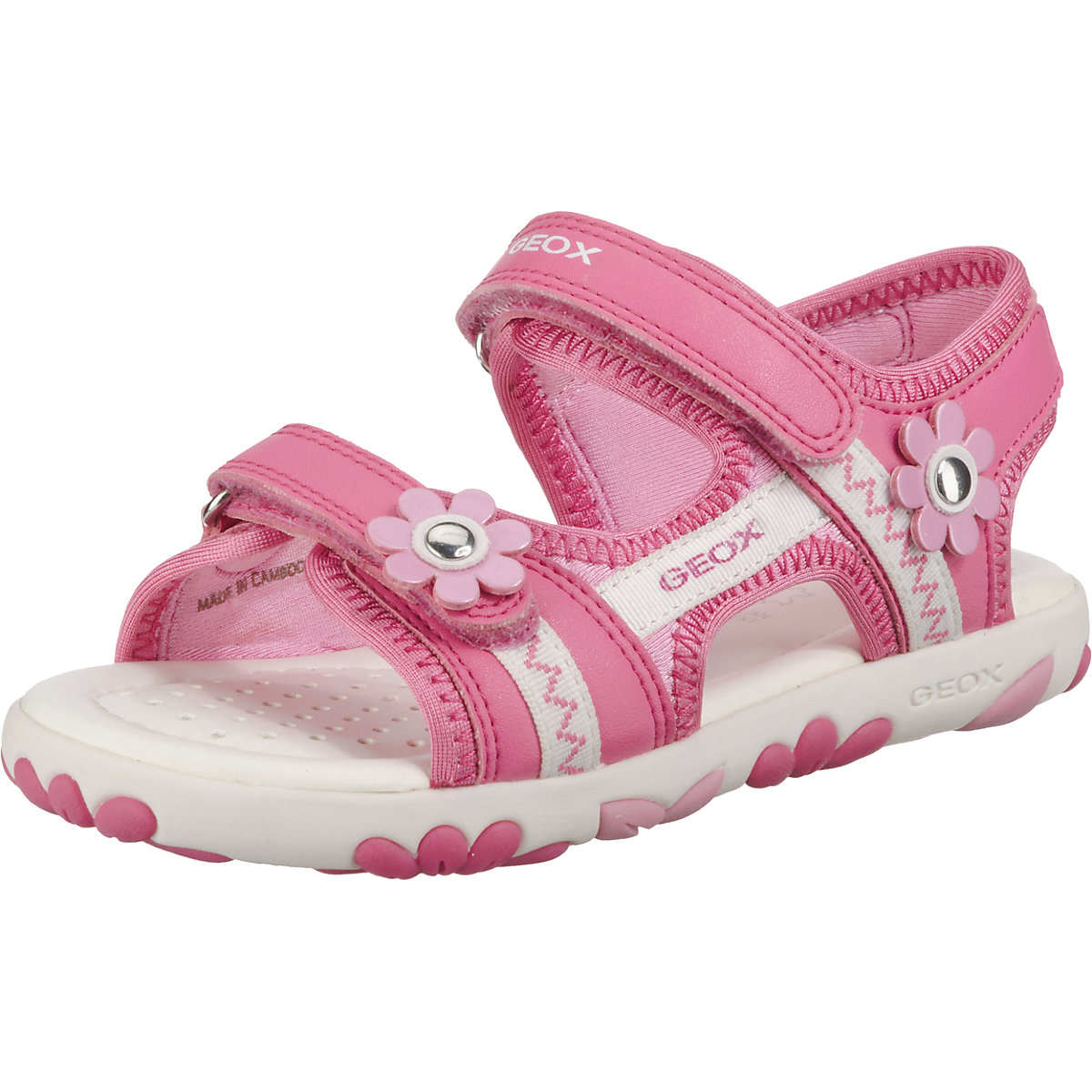 GEOX Sandals 10185292 children's shoes comfortable and light girls and boys sandals adidas s74649 sports and entertainment for boys