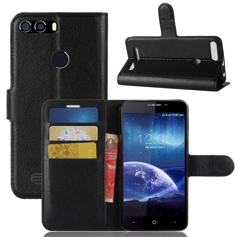 Flip Leather Case For Kiicaa Power Leagoo <font><b>S10</b></font> M11 ower 5 M5 Edge PLUS M8 T5 Elephone A5 Lite M2 <font><b>Homtom</b></font> HT27 HT30 HT37 image