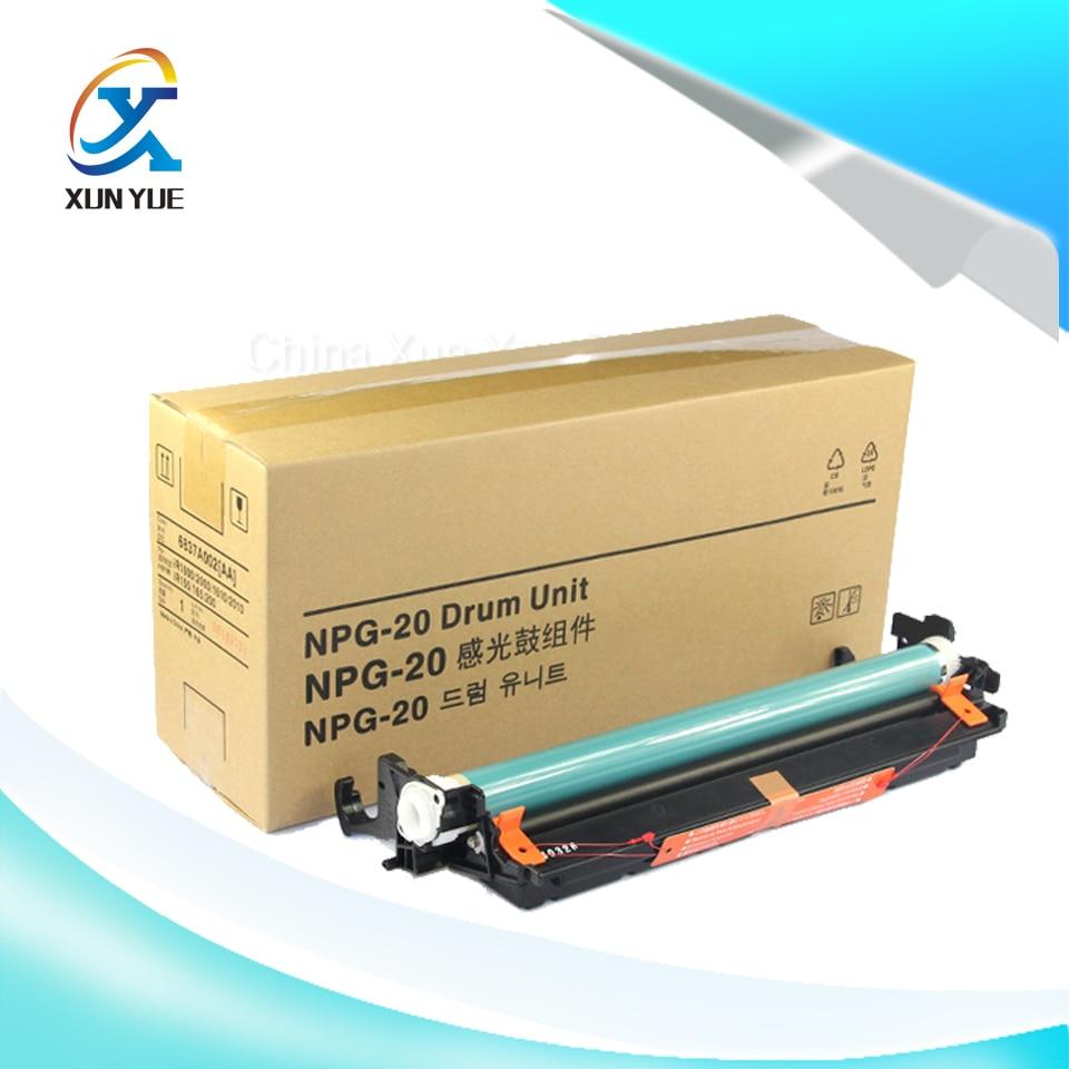 ALZENIT For Canon NPG-20 Drum ALZENIT For Canon IR-1600 2000 1610 2010 155 165 200 OEM New Imaging Drum Unit Printer Parts