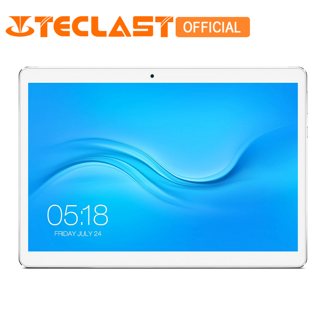 Teclast A10H Tablet PC MTK8163 4 ядра 1,3 ГГц 2 ГБ Оперативная память 16 ГБ Встроенная память 10,1 дюймов Android 7,0 2.0MP + 0.3MP двойной камеры двойной Wi-Fi