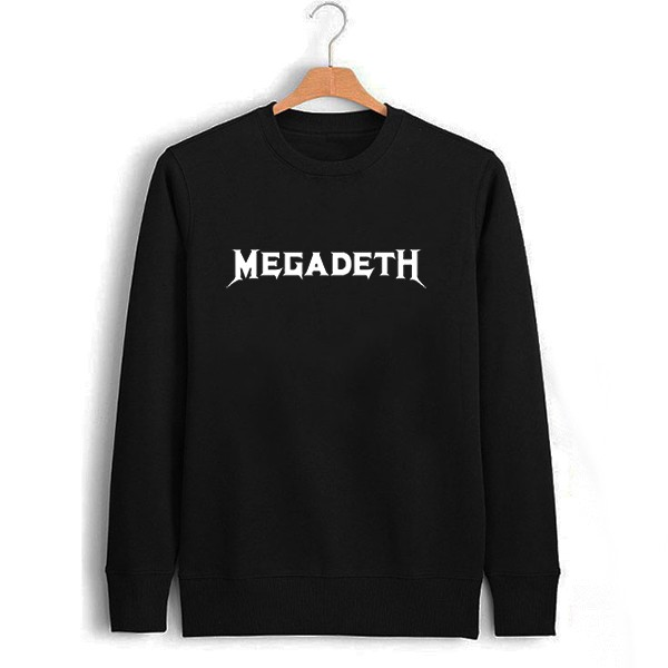 Megadeth Sweatshirt 4
