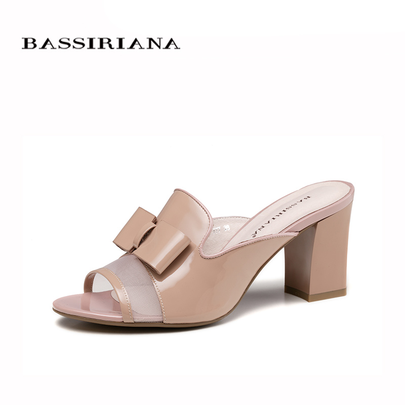 for Woman Patent leather shoes BASSIRIANA