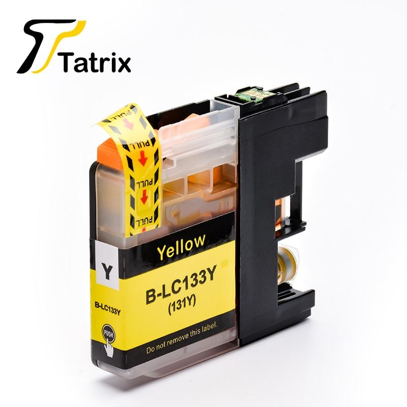 tatrix cartuchos de tinta compativeis para lc133 04